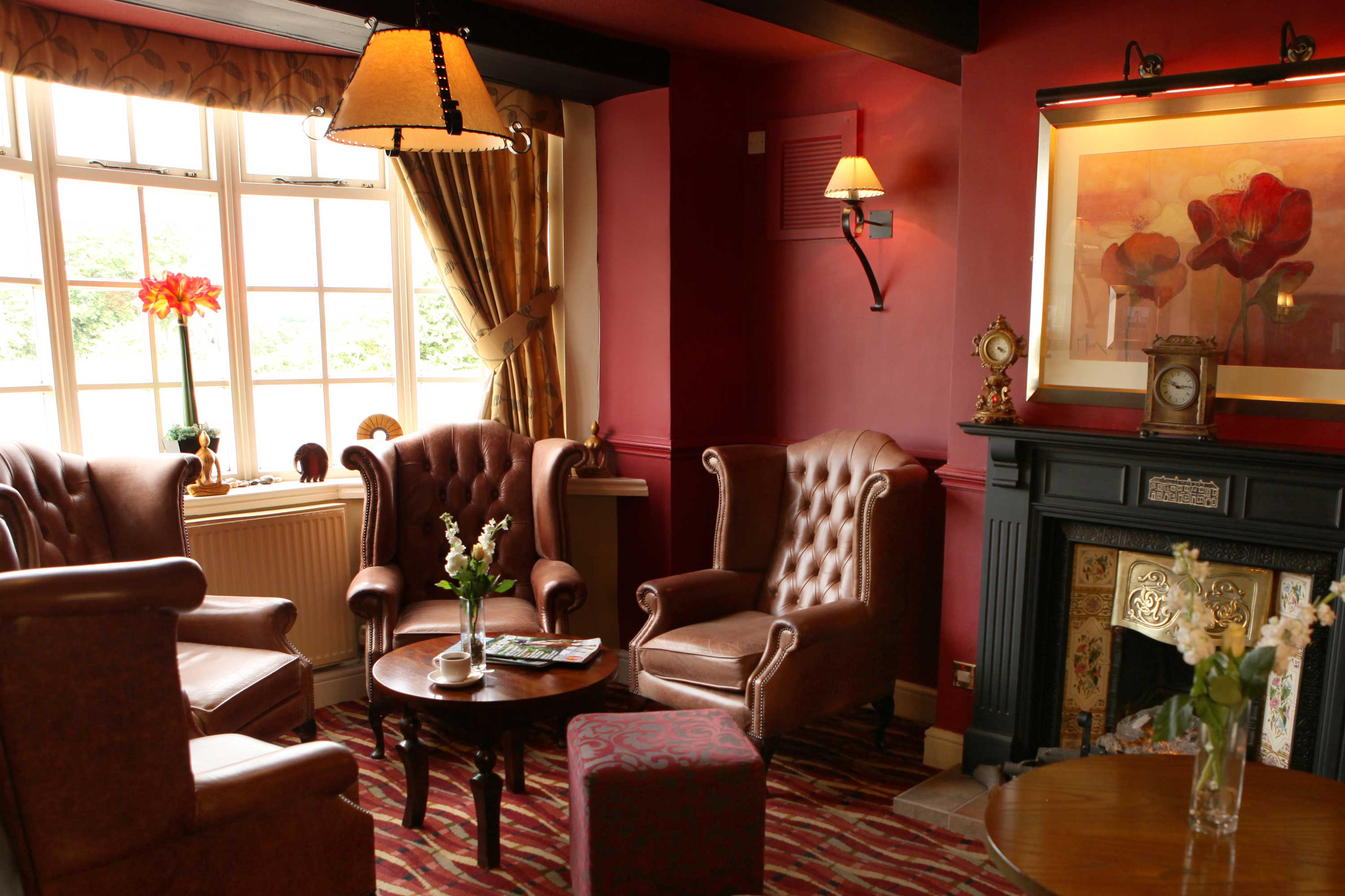 Relaxing atmosphere at Whitehouses Inn, Retford